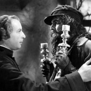 The Bishop and the Candlesticks