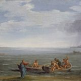 Pietro da Cortona - Calling of St. Peter and St. Andrew