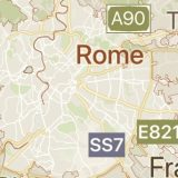 Google Maps Rome